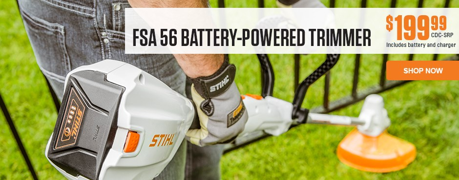 FSA 56 Battery-Powered Trimmer